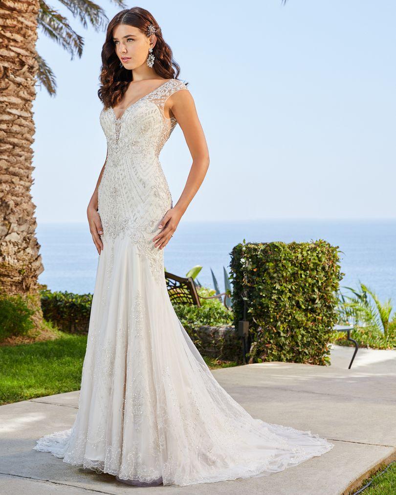 Style 2407 Leilani Casablanca Bridal in 2020