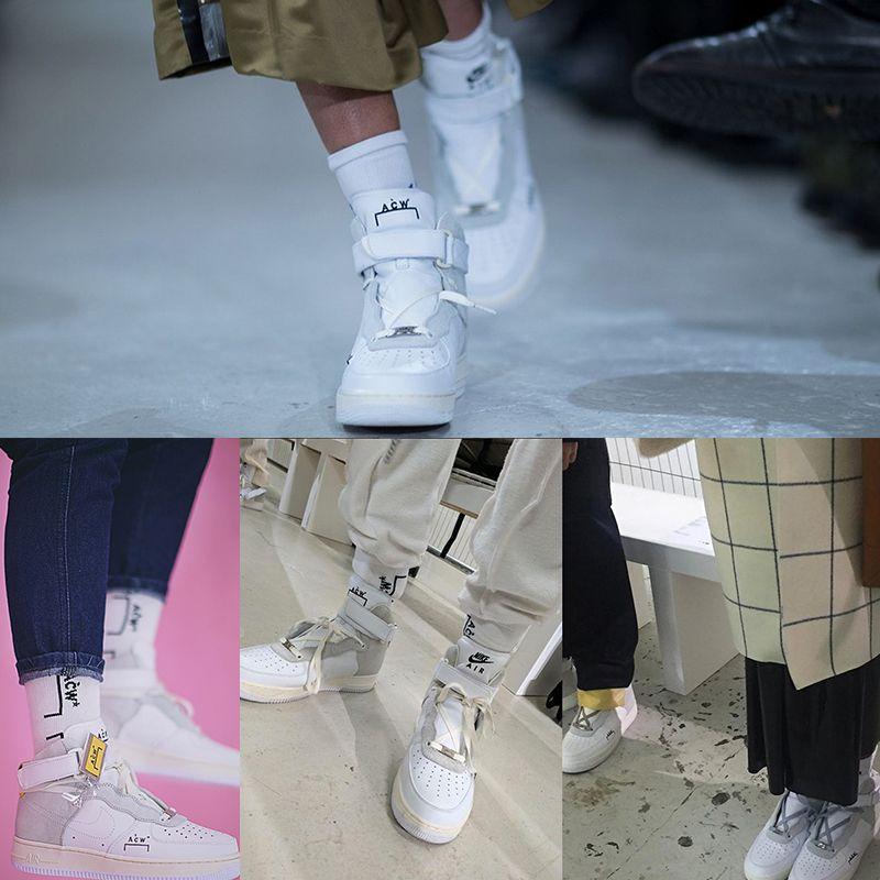 d5e2d700 Nike Air Force 1 A Cold Wall AF1 ACW совместных Для мужчин скейтборд обувь,  оригинальная и удобная уличная спортивная обувь AQ5644 991 купить на  AliExpress