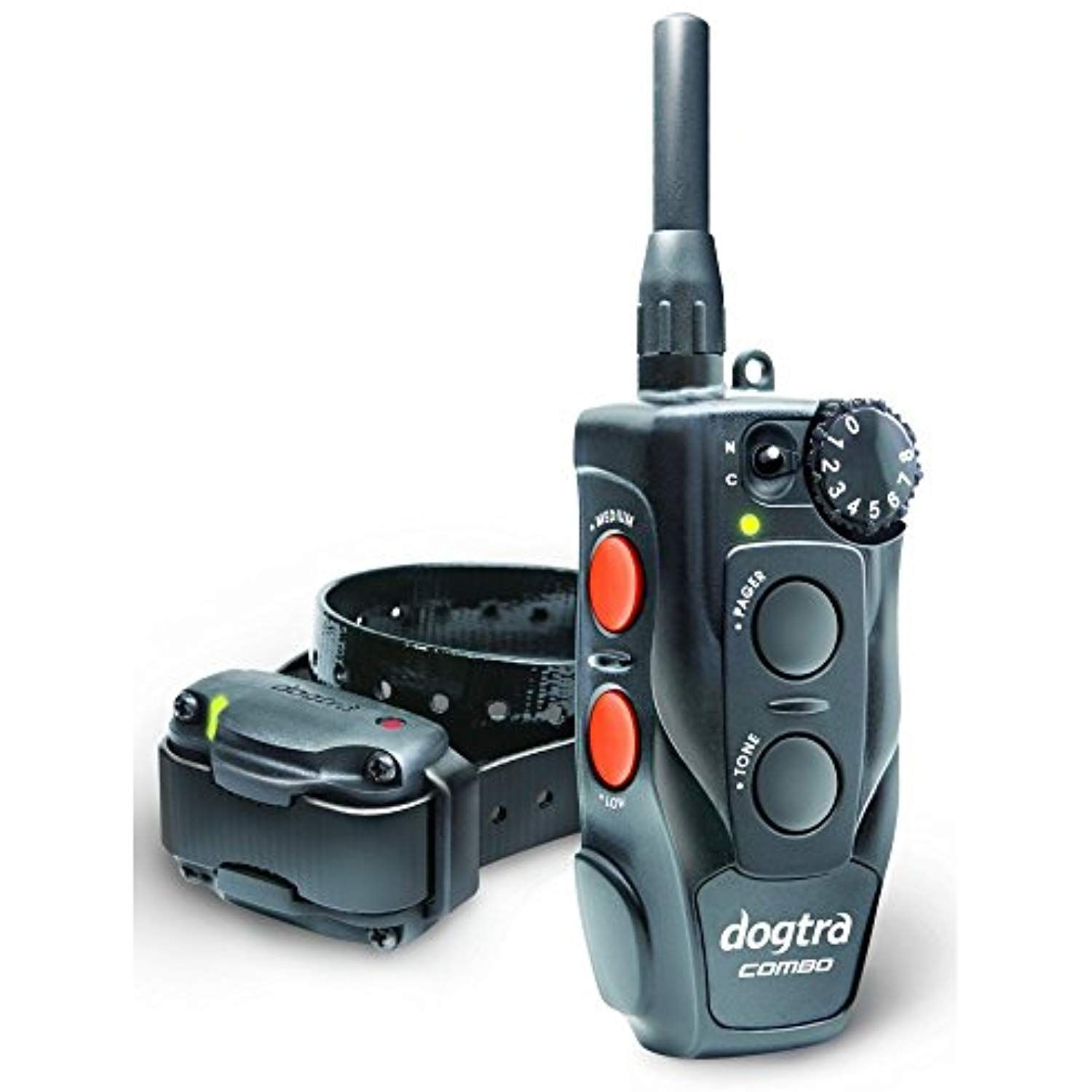 Dogtra Combo Remote Dog Training Collar 1 2 Mile Range You Can