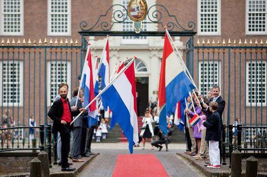 Koninklijke bruiloft van Willem en Corine (deel 1) - Pinterested @ http://datregelikwel.nl.