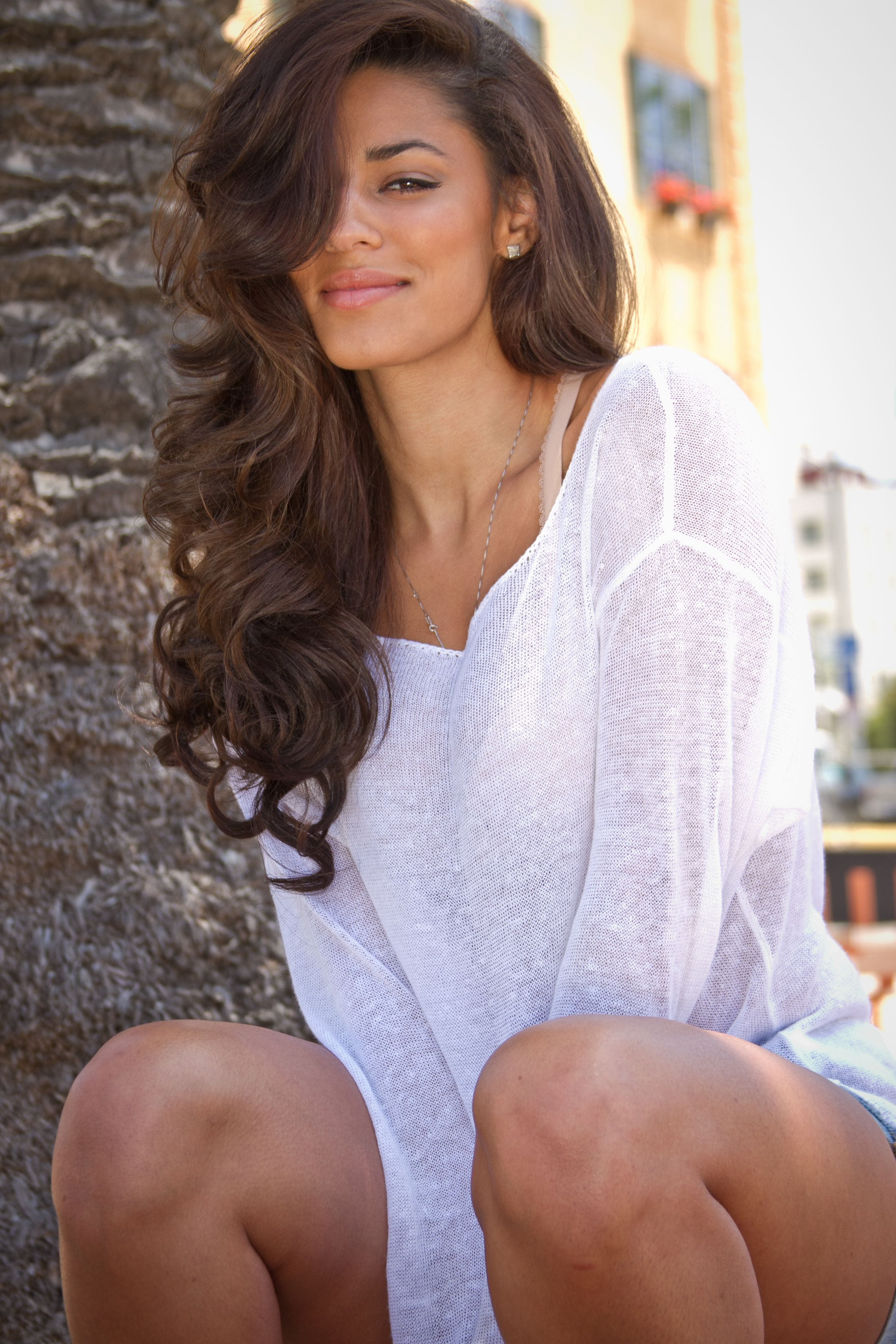 Pretty Ladies Trendy Short Hairstyles 2016: Chelsea Ciara – California Love