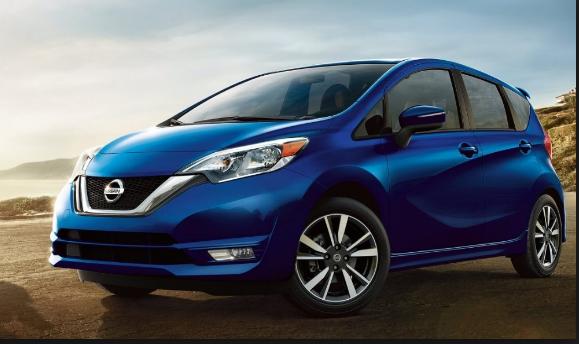 2020 Nissan Versa Note Hatchback Price Rumors Concept