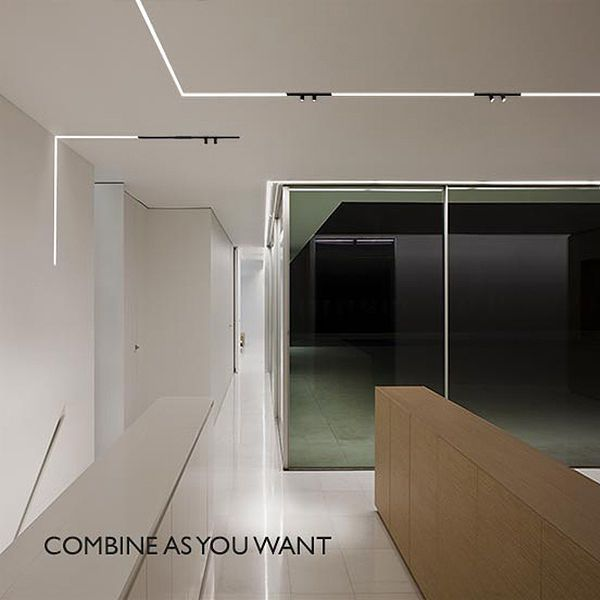 LED-Lichtleiste - THE RUNNING MAGNET  LIGHT STRIP - FLOS - Videos - led lichtleiste küche