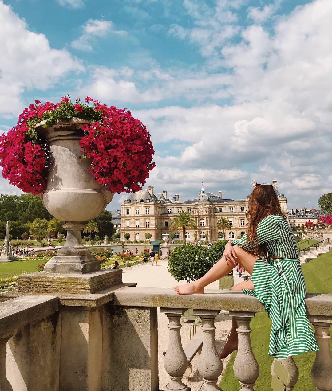 Holly Chippindale On Instagram Jardin Du Luxembourg Jardin
