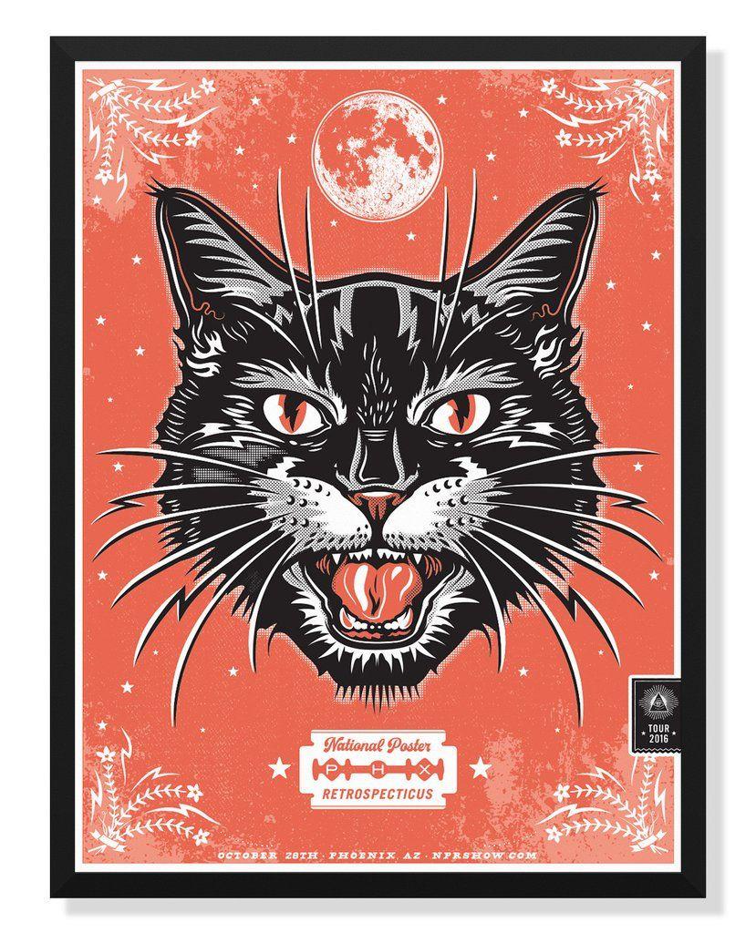 The NPR Phoenix 2016 in 2020 Cat art, Cute art, Art