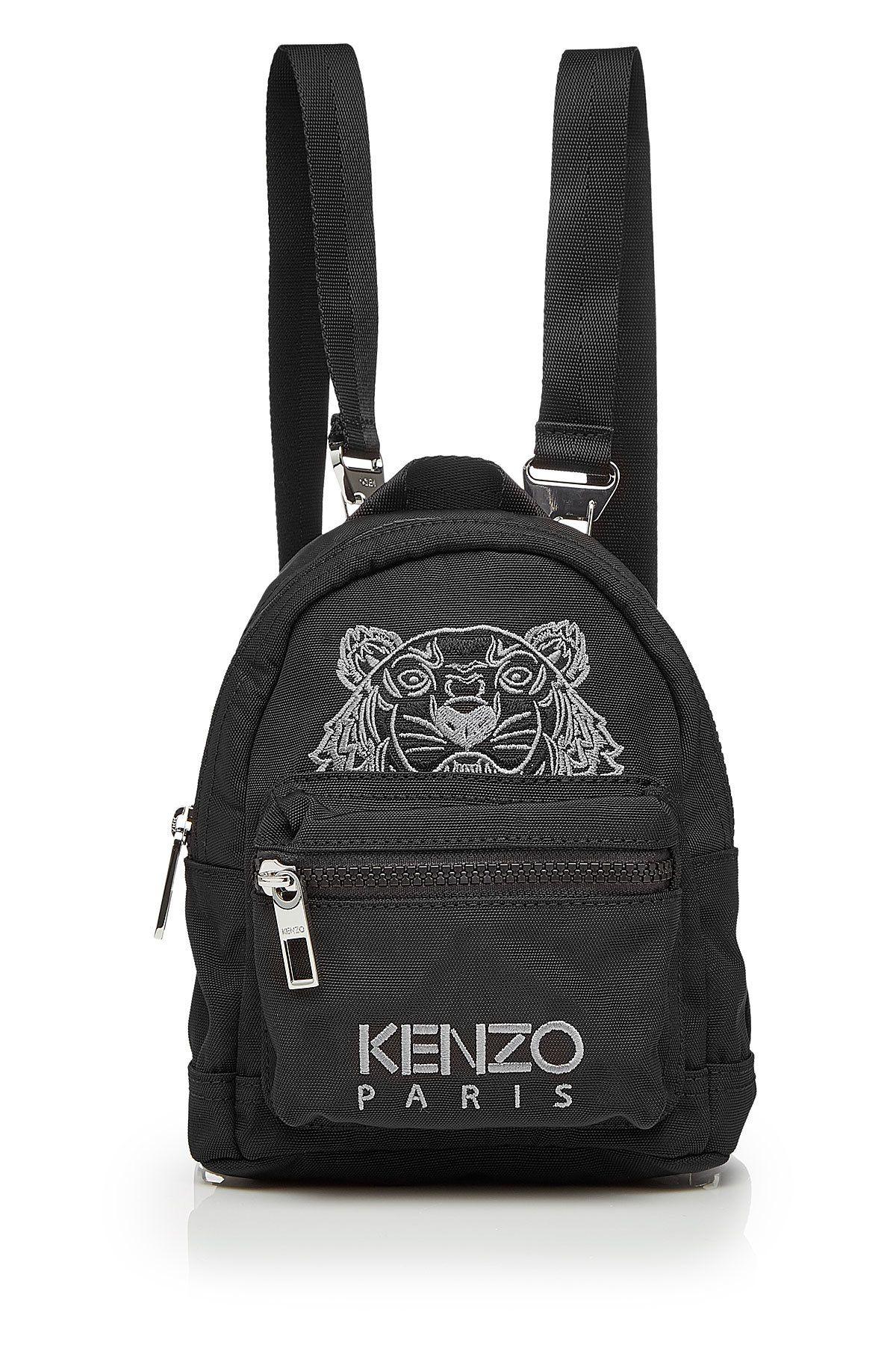 5a4a45f65586 KENZO Kenzo Mini Fabric Backpack.  kenzo  bags  backpacks