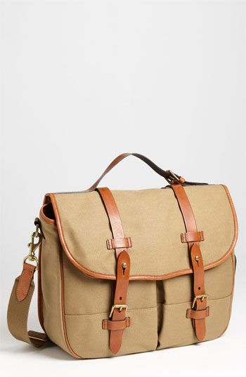 Polo Ralph Lauren Canvas Messenger Bag available at  Nordstrom Polo Ralph  Lauren 6e9c17a220