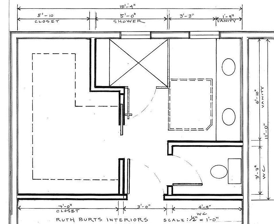 Fireplace Design standard fireplace dimensions : small water closet dimensions | wnrf flanges standard , closet ...