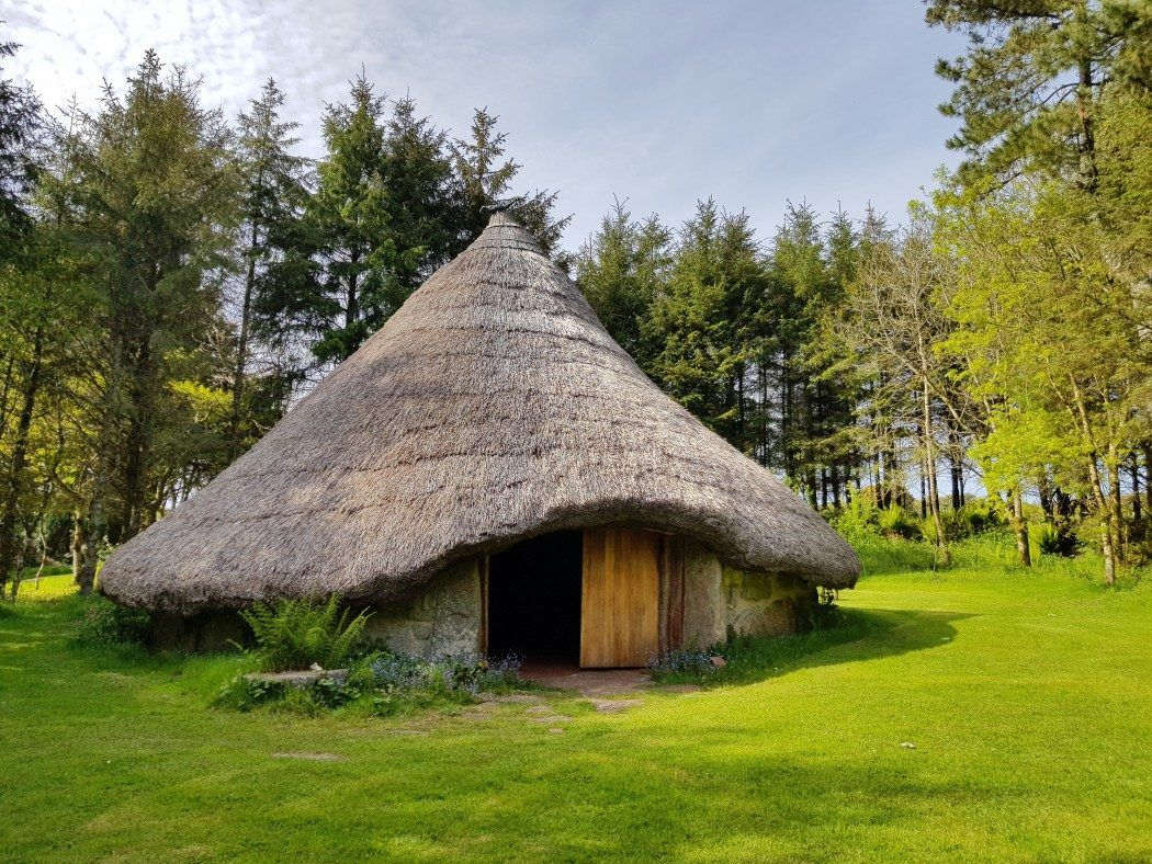 Unusual Places to Stay in Cornwall Bodrifty Roundhouse