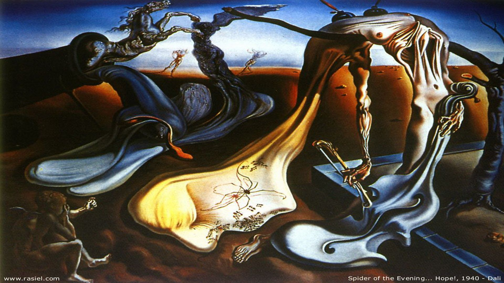Salvador Dali Wallpapers Painting Art Wallpaper 1920x1080 Dali Paintings Salvador Dali Salvador Dali Art