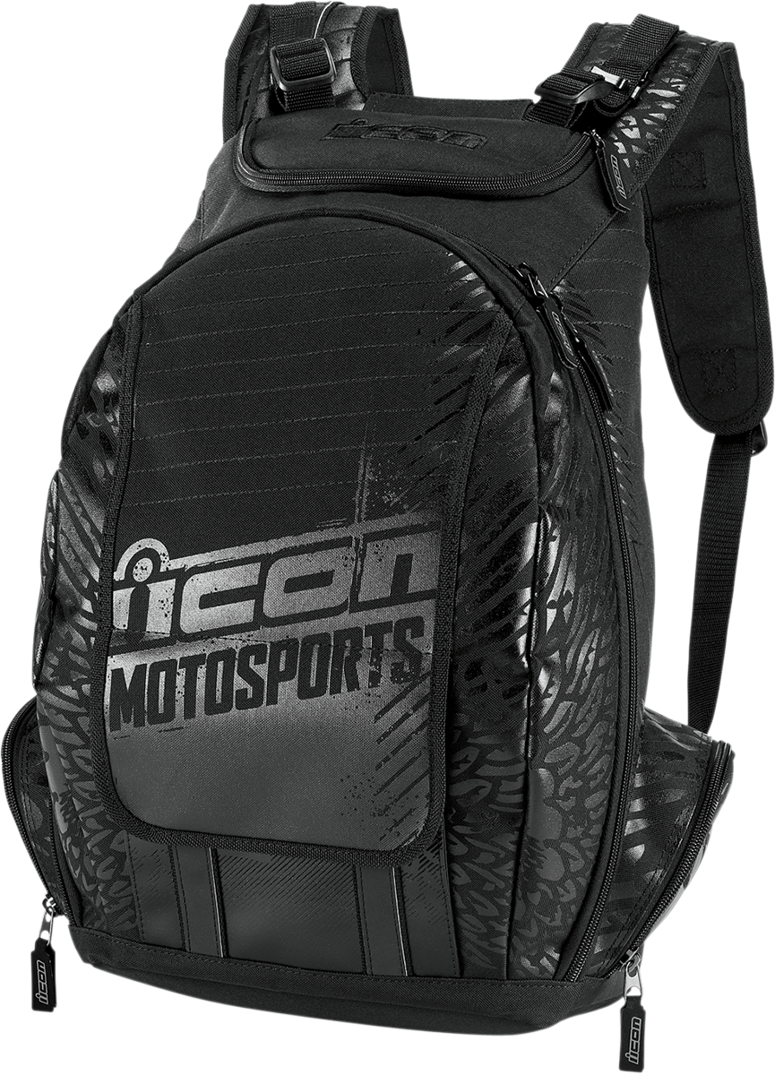 ed605408c7525 Old Skool Backpack | Products | Ride Icon | Bike | Motorcycle ...