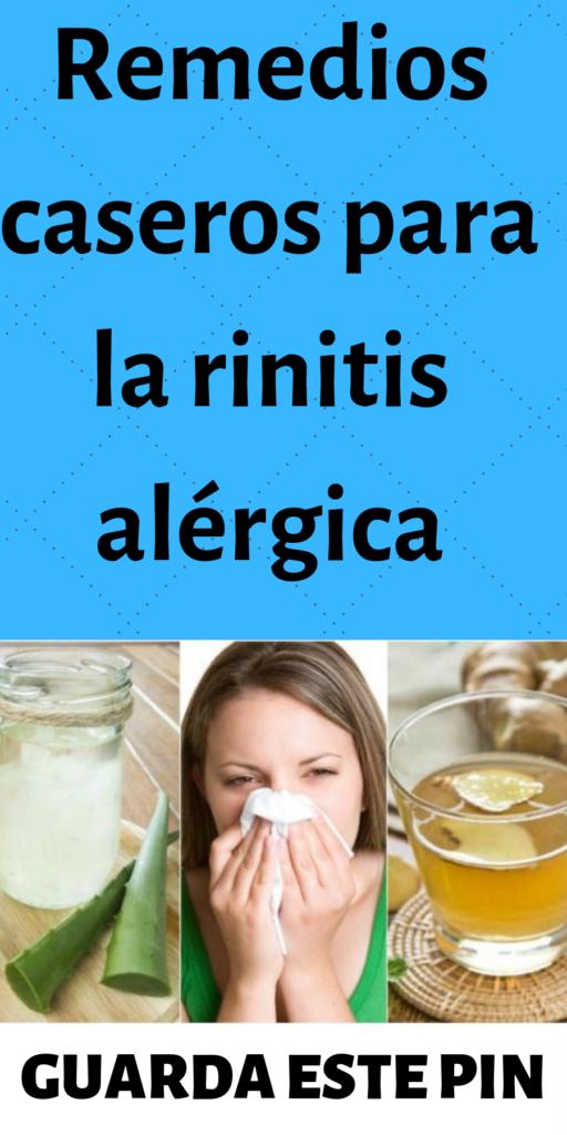 Remedios Caseros Para La Rinitis Alérgica Remedios Y Mas Remedios Consejos Belleza Piel Ideas Bienestar Die Remedios Caseros Rinitis Alérgica Remedios