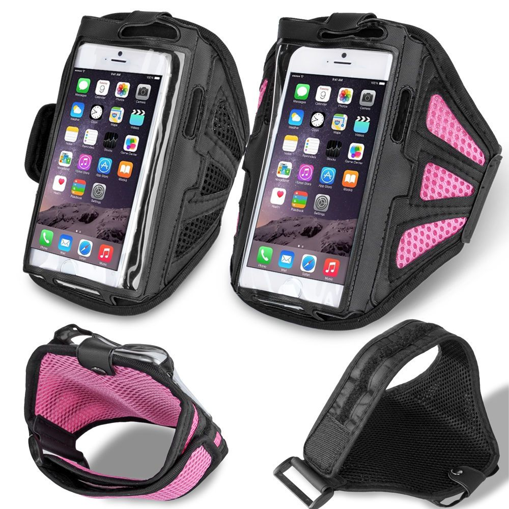 Gym Sport Running Armband Arm Band Case Cover for iPhone 6