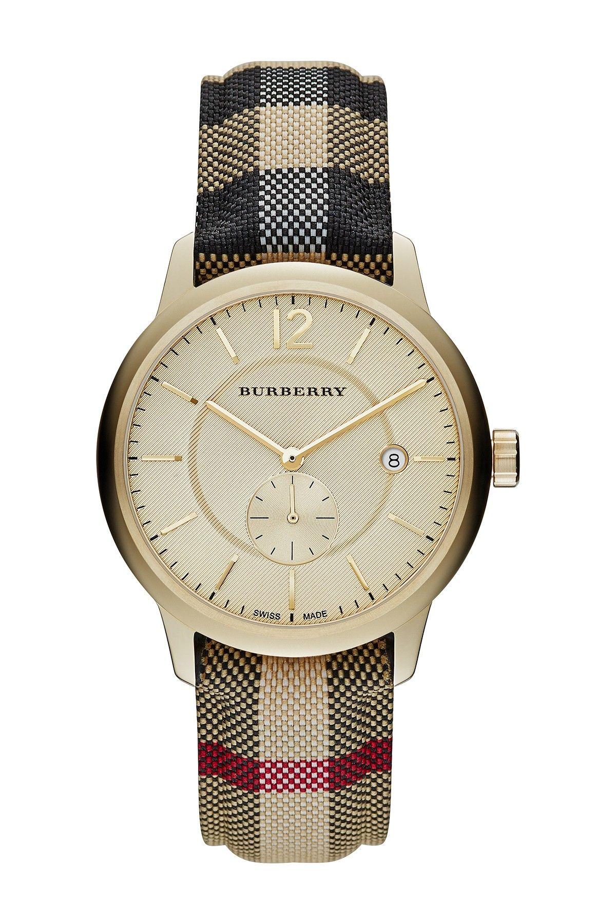 60d1efdc948 Men s Honey Horeseferry Watch by Burberry on  nordstrom rack