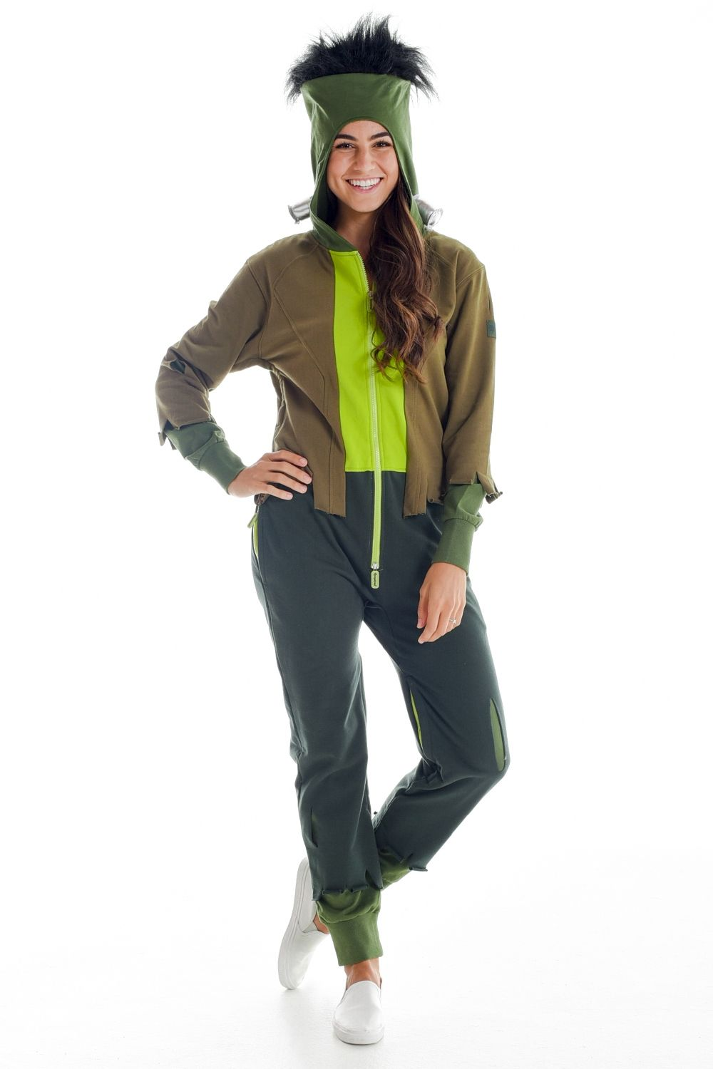 Women's Frankenstein Jumpsuit