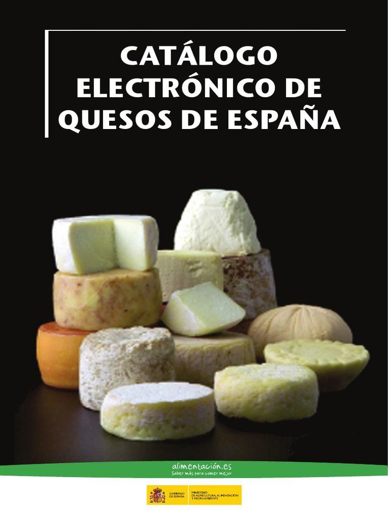 Fichas Catálogo Electrónico De Quesos De España_tcm5 57601   Free Ebook  Download As PDF File (.pdf), Text File (.txt) Or Read Book Online For Free.