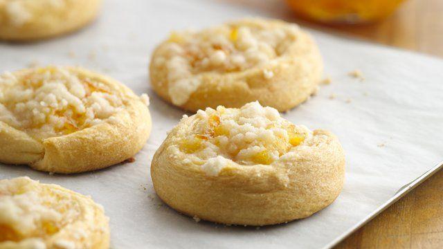 Orange Pineapple Danish Recipe EVE'S BOARD