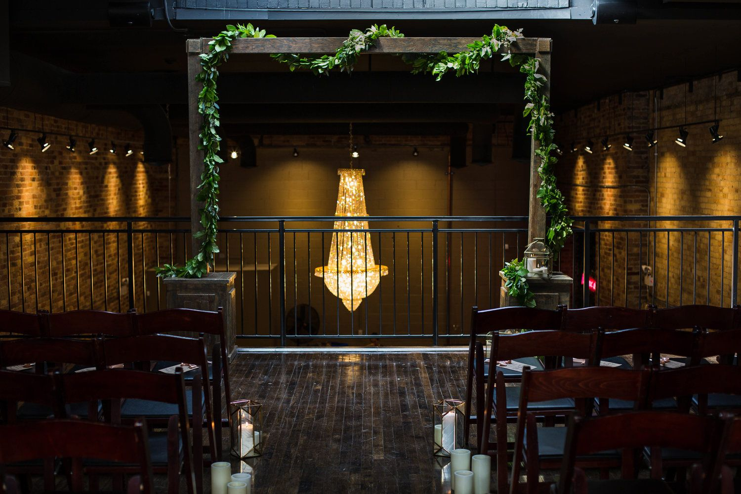 wedding arch (With images) Chicago wedding venues