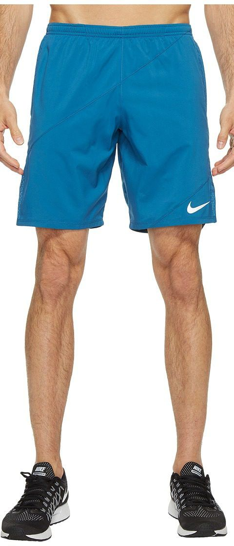 nike mens shorts photo blue industrial blue