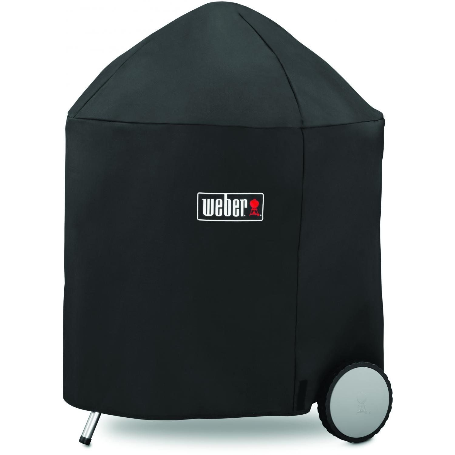 Weber 7153 Grill Cover with Storage Bag for Weber 26.75