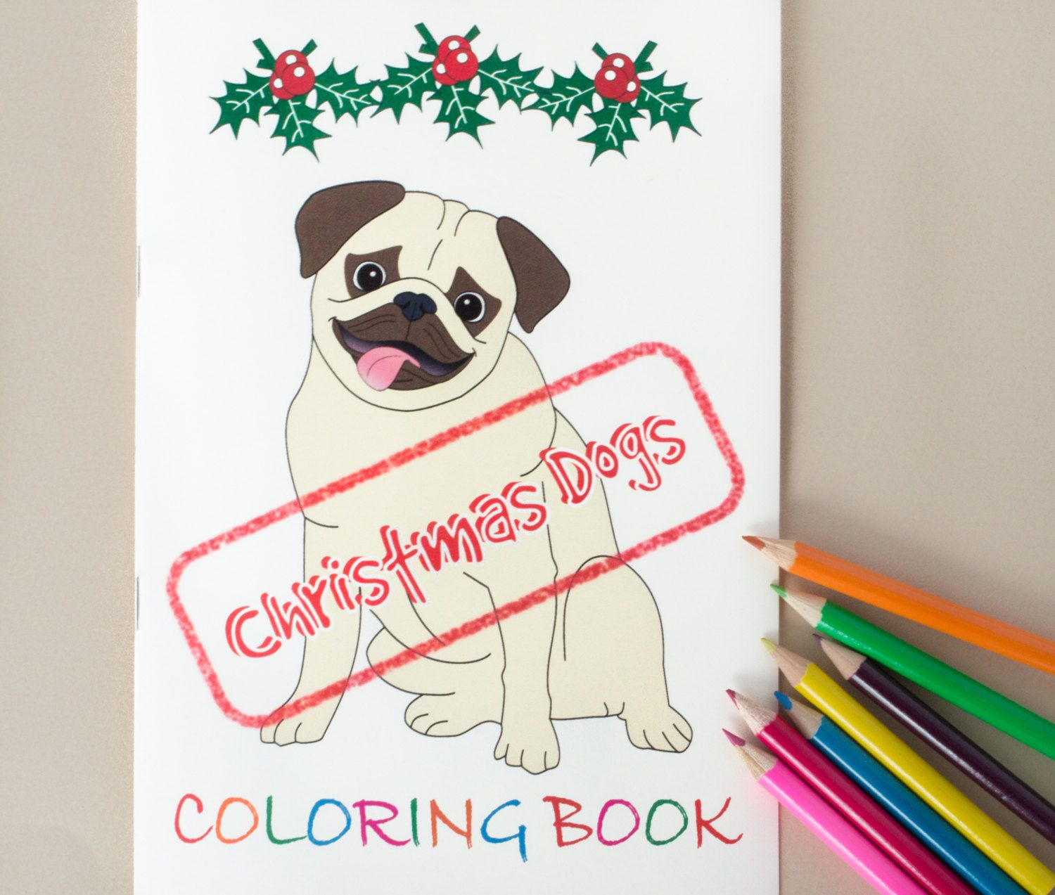 Christmas Dog Coloring Book Colouring Book Dog Drawing Christmas Coloring Books Drawing Book Pu Dog Coloring Book Christmas Coloring Books Coloring Books