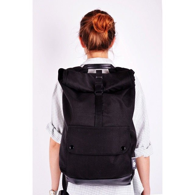 #PAK_IN #new #model #RollPAK #black #waterproof #office #backpack #plecak #madeinpoland #back2school #summer #street #urban ✨✨