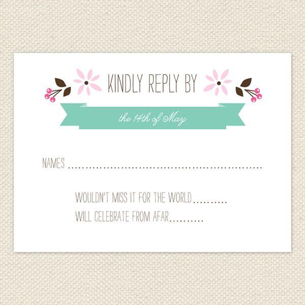 Alternative Rsvp Wording Ideas Rsvp Wedding And Weddings