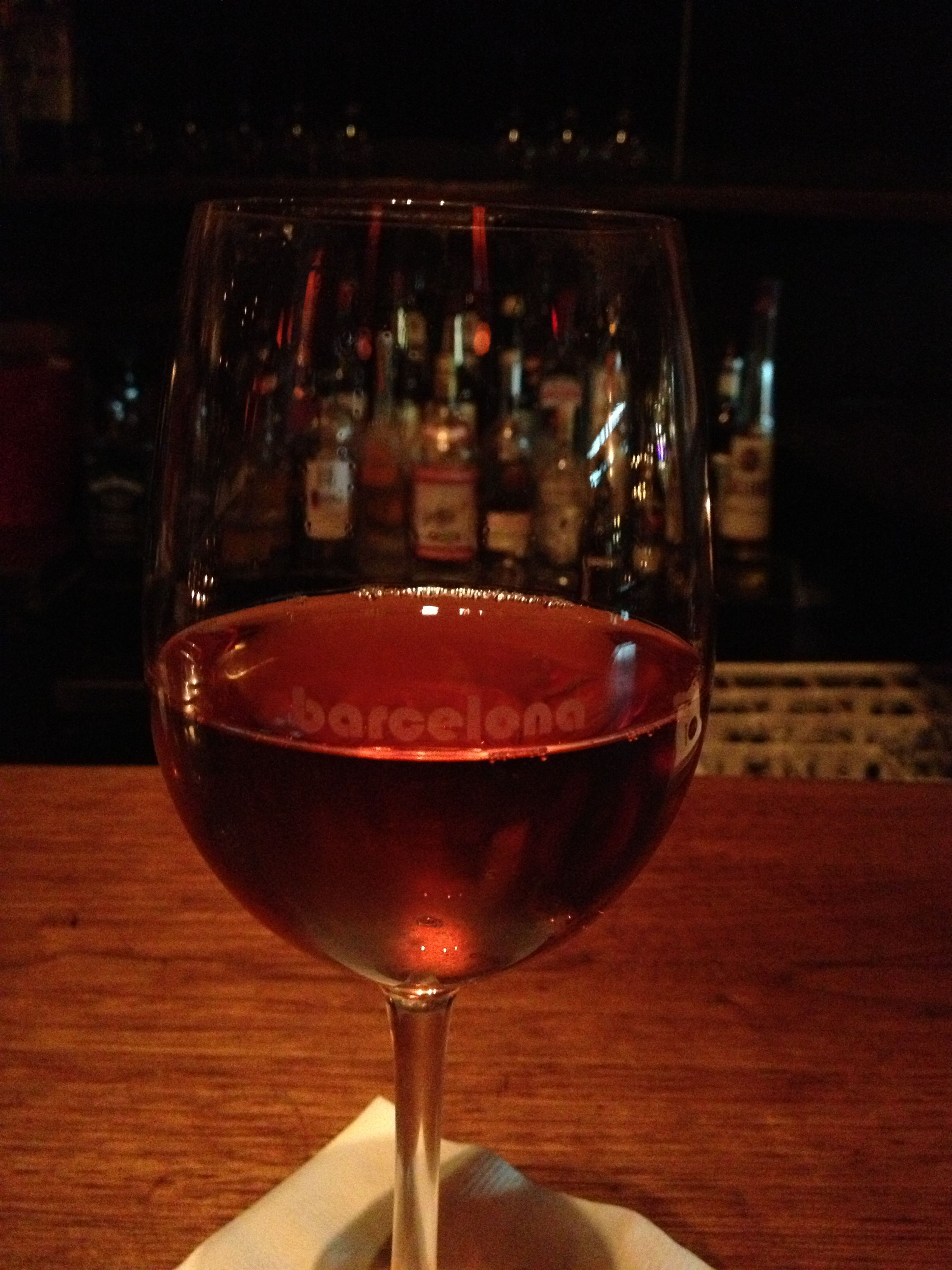Sauska Villanyi Rose Fresh And Lush Fruit Flavors Of Sweet Strawberry Pic Taken At Barcelona Sono Norwalk Ct Wines Red Wine White Wine