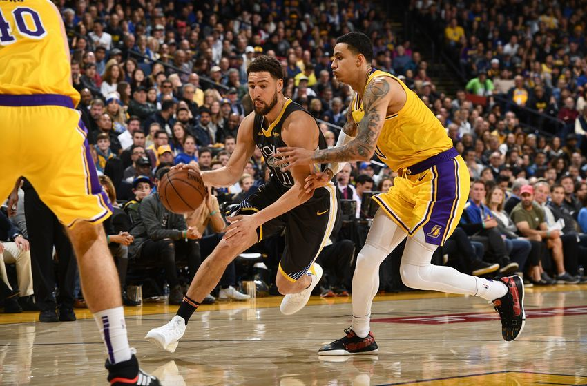 Los Angeles Lakers Five Reasons To Go After Klay Thompson This Summer Klay Thompson Los Angeles Lakers Golden State Warriors