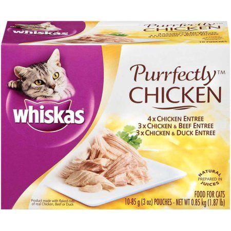 Pets Cat Food Best Cat Food Chicken Cat