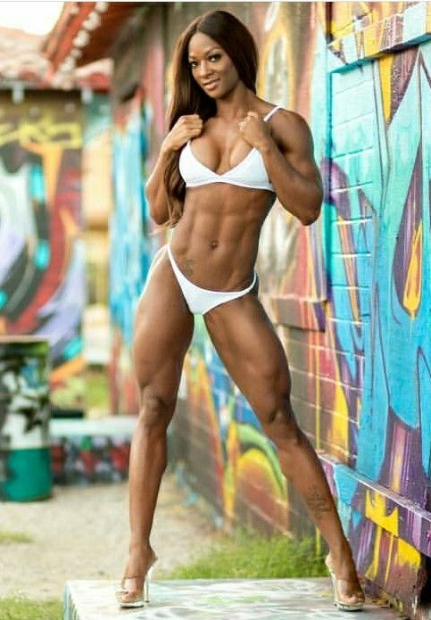 Candice Lewis-Carter  Fitness Gurls  Fitness Gurls -9203