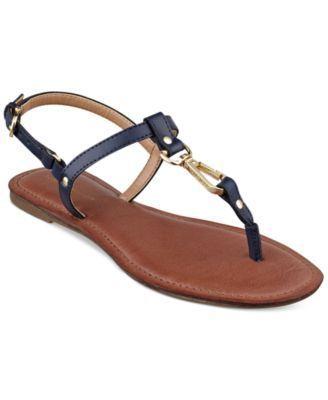 b7b582f3c9568 Tommy Hilfiger Women s Lenita Thong Sandals