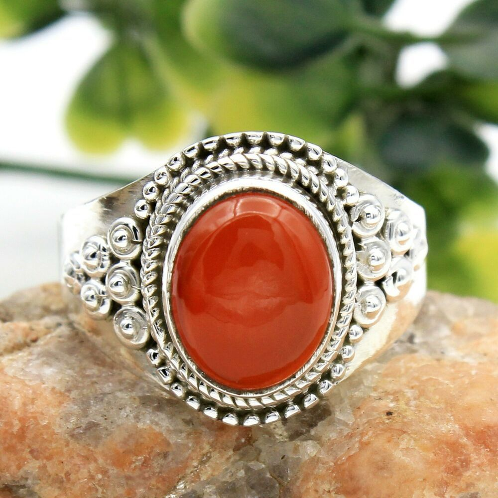 925 UNIQUE STERLING SILVER  SOLID HANDMADE  RING