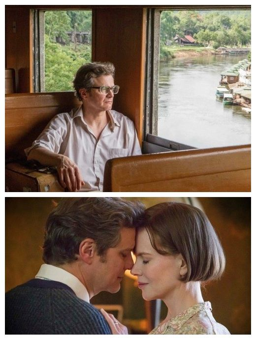 """Colin Firth in """"The Railway Man"""""""