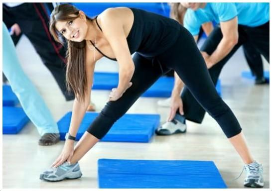 You need just 30 minutes of moderate aerobic activity five to seven days a week to lower your risk of heart disease.