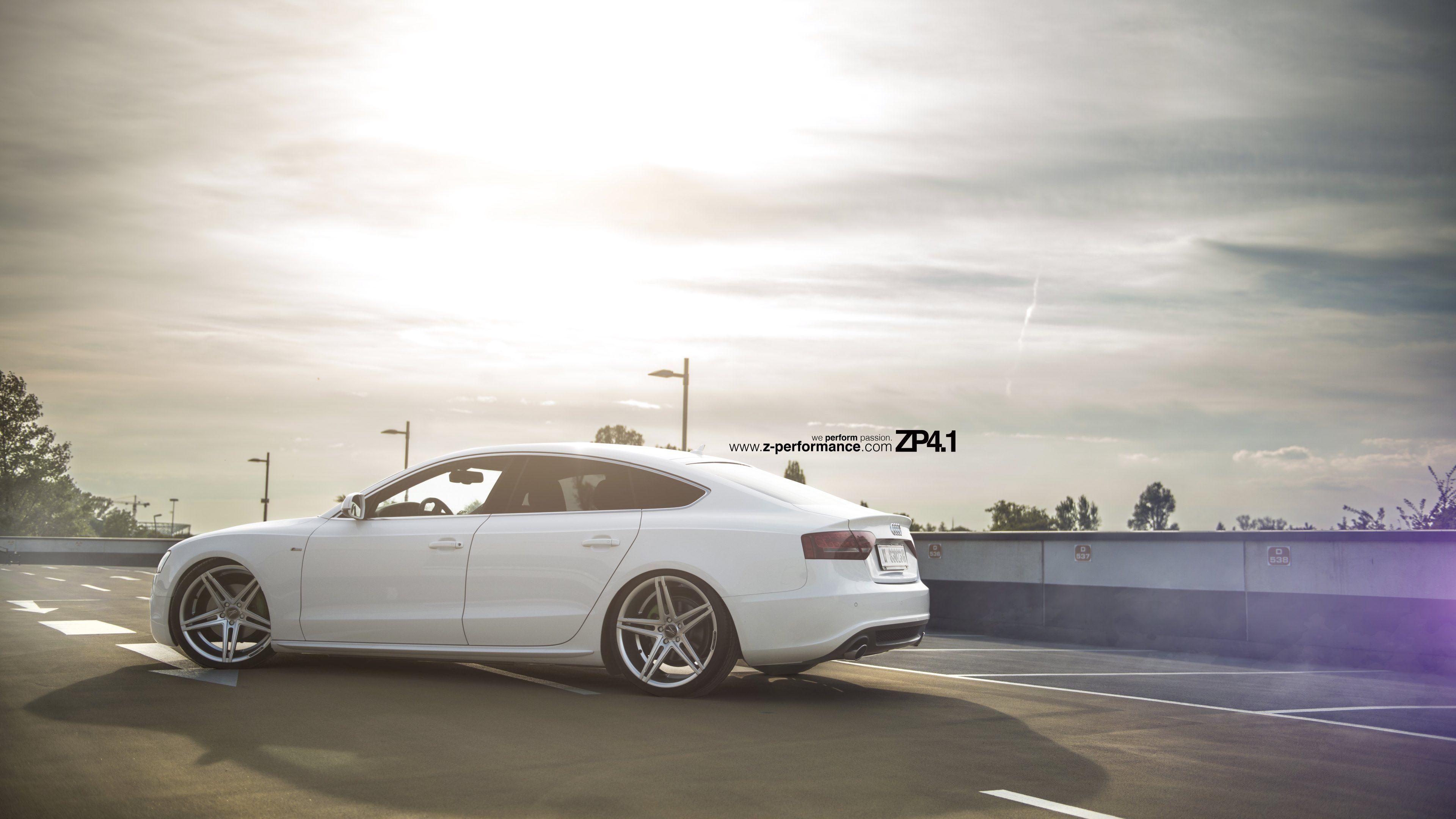Audi q7 suv vossen wheels tuning cars wallpaper - Audi Wallpaper X