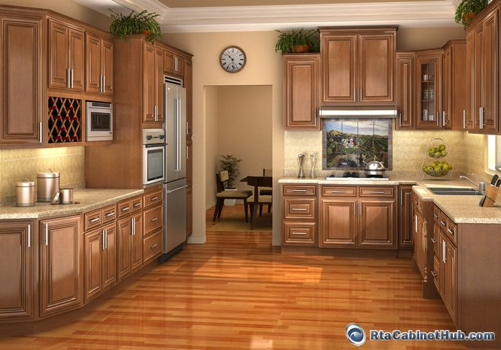 Maple Mocha Glaze Cabinets Chestnut Maple Kitchen Cabinet