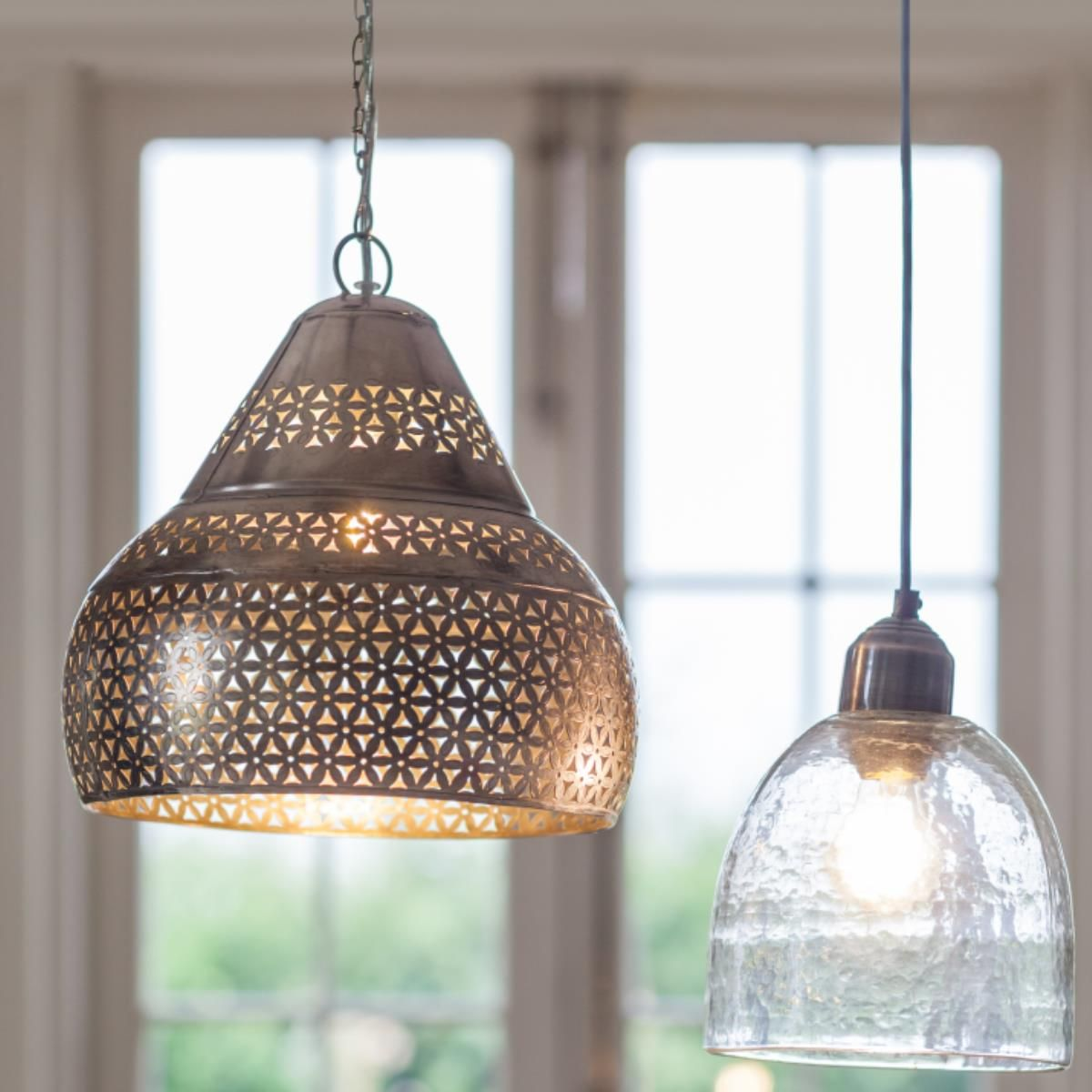 Moorish Pendant Lamp