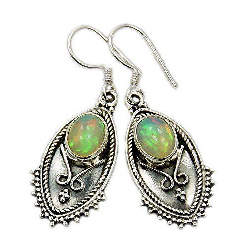 Sterling Silver Rare Ethiopian Opal Dangle Earrings The S... https://www.amazon.com/dp/B00HW2NHMC/ref=cm_sw_r_pi_dp_x_1UOMybBRQ3J69