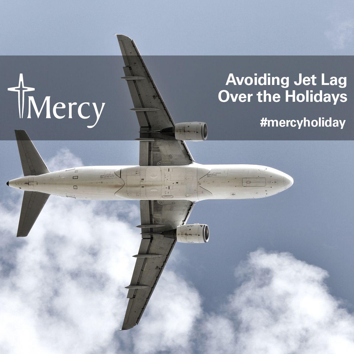 Avoiding Jet Lag - Great tips for Holiday Travel | Mercy Medical Center - Des Moines