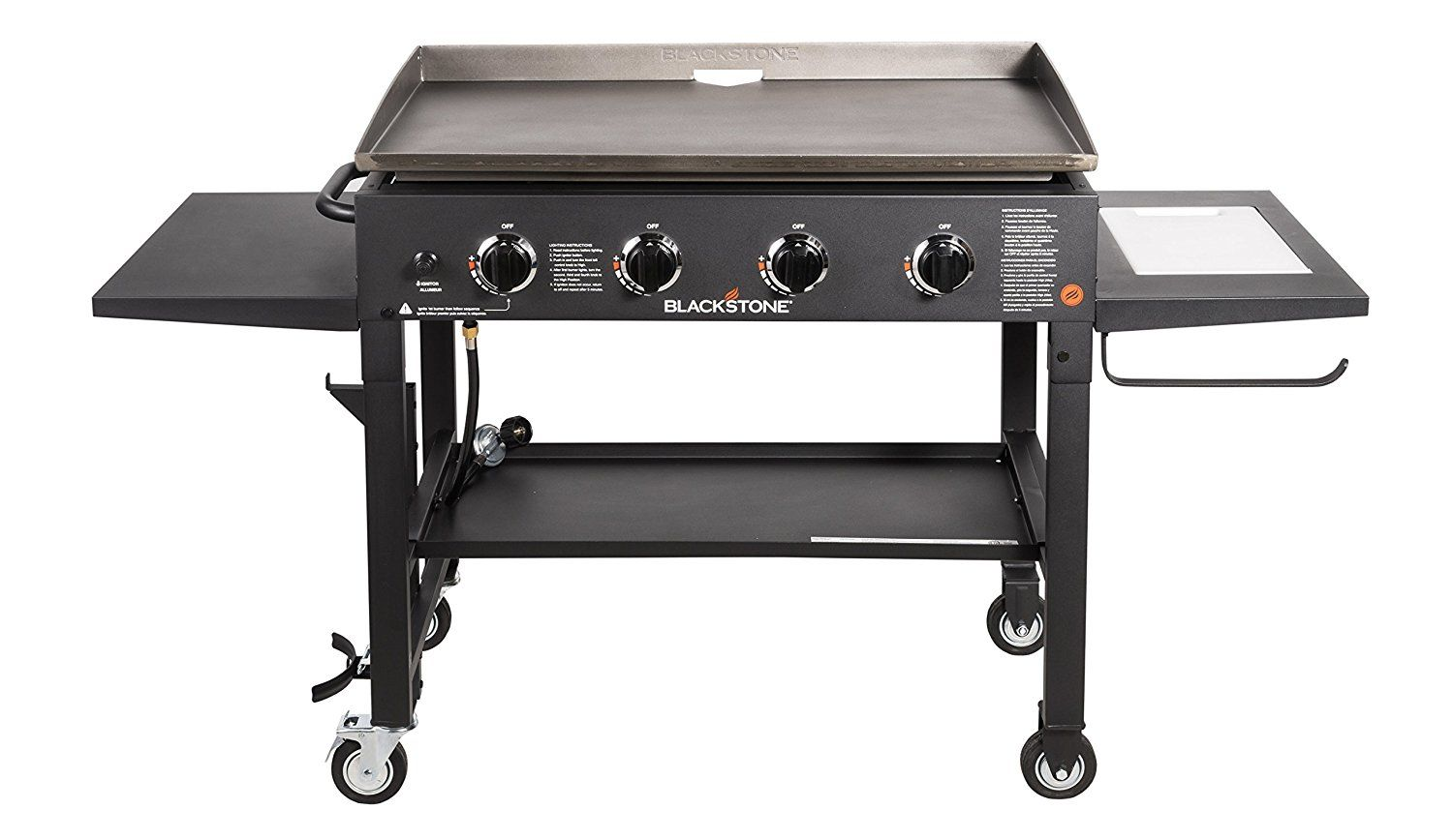 Amazon 36 Inch Outdoor Flat Top Gas Grill Griddle Station Just 209 30 Reg 299 As Of 7 16 2018 2 28 Pm Cdt Gas Grill Best Gas Grills Grilling