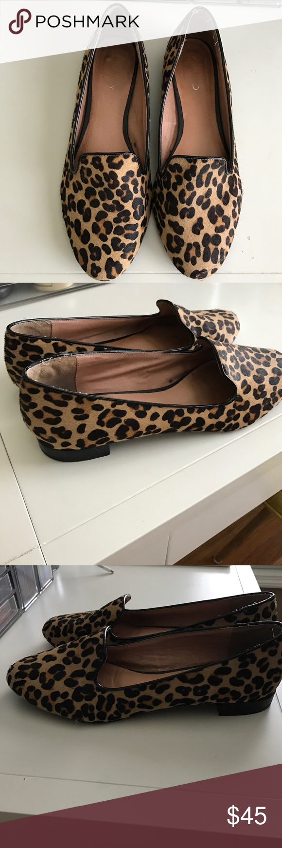 c2800265df79 Aldo leopard flats Leopard flats by Aldo, hardly worn in great condition! Aldo  Shoes Flats & Loafers