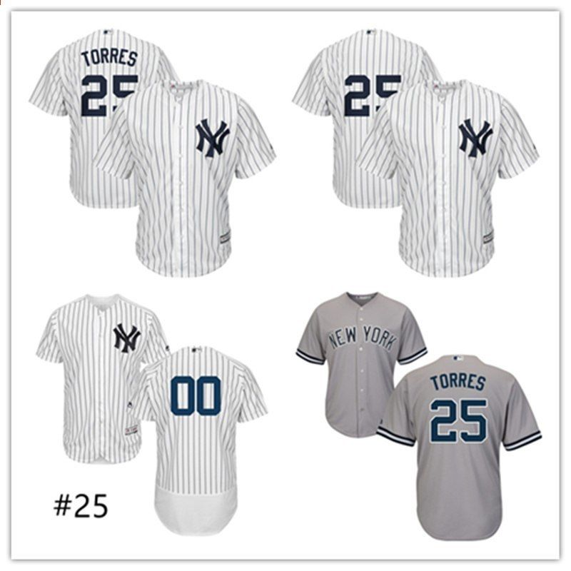 premium selection 8a3c8 8eed5 Męska koszulka z nowojorskiego Yankees Gleyber Torres Jersey ...