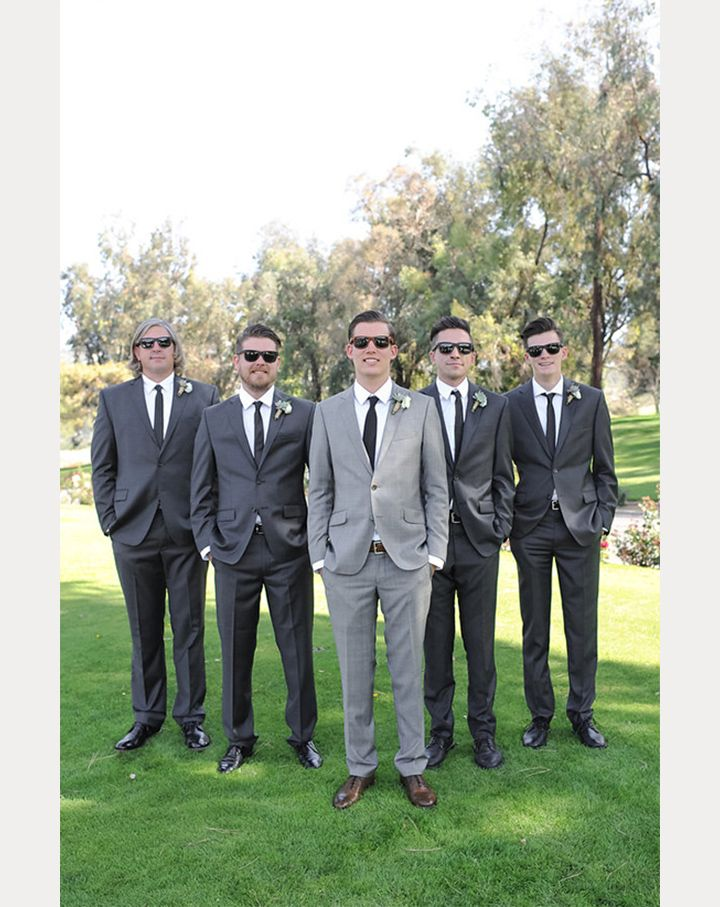 7 Distinctive Grooms That Stand Out From Their Groomsmen | Skinny ...