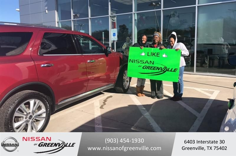 Congratulations Kimberley on your Dodge Durango from