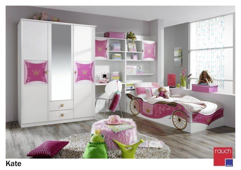 Jugendzimmer Schrank Mit Spiegel