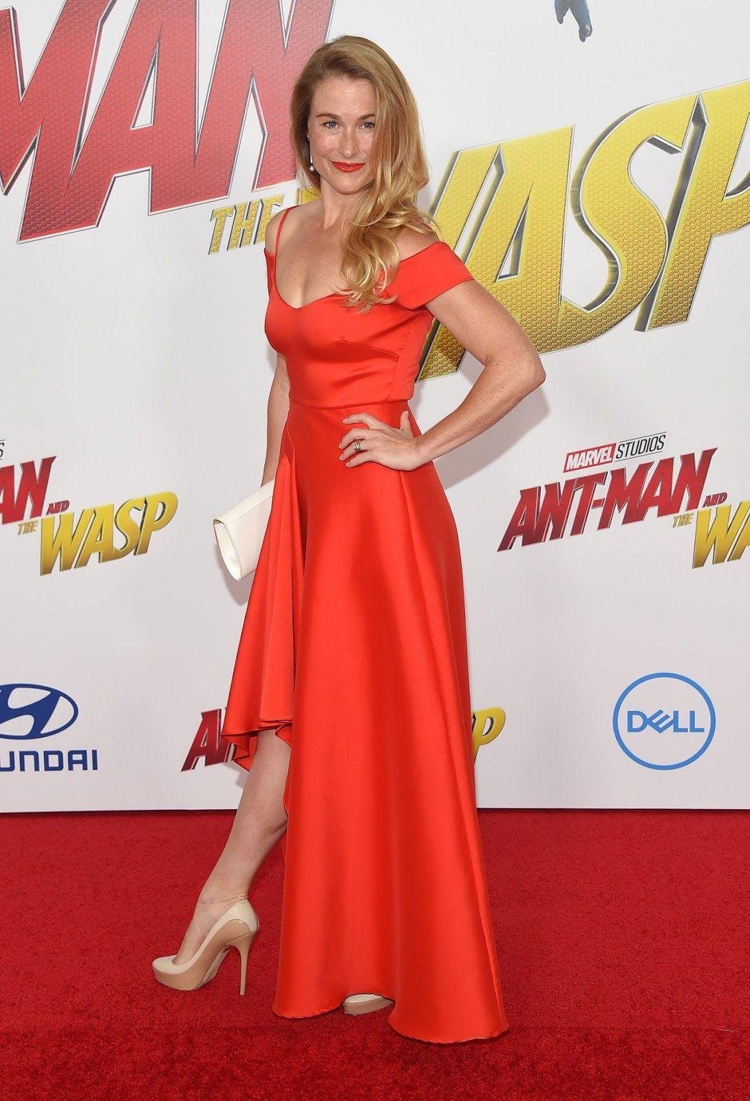 4955da2935e4e Ingrid Kleinig Ant-Man and the Wasp Premiere in LA   Daily Celebrity ...