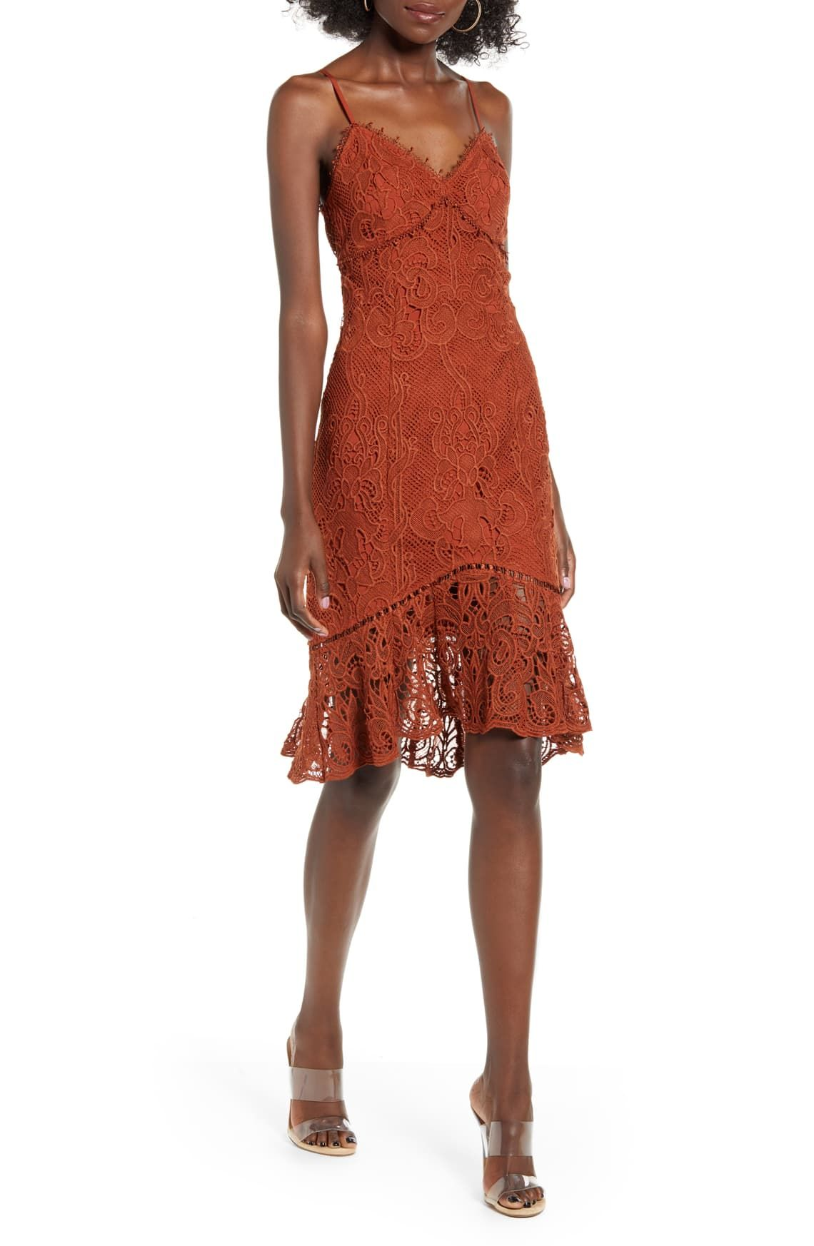 J O A Lace Slipdress Nordstrom Fashion Clothes Women Fashion Dresses [ 1746 x 1140 Pixel ]