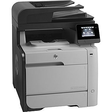 Hp M476dw Color Laserjet Pro Multifunction Printer Multifunction