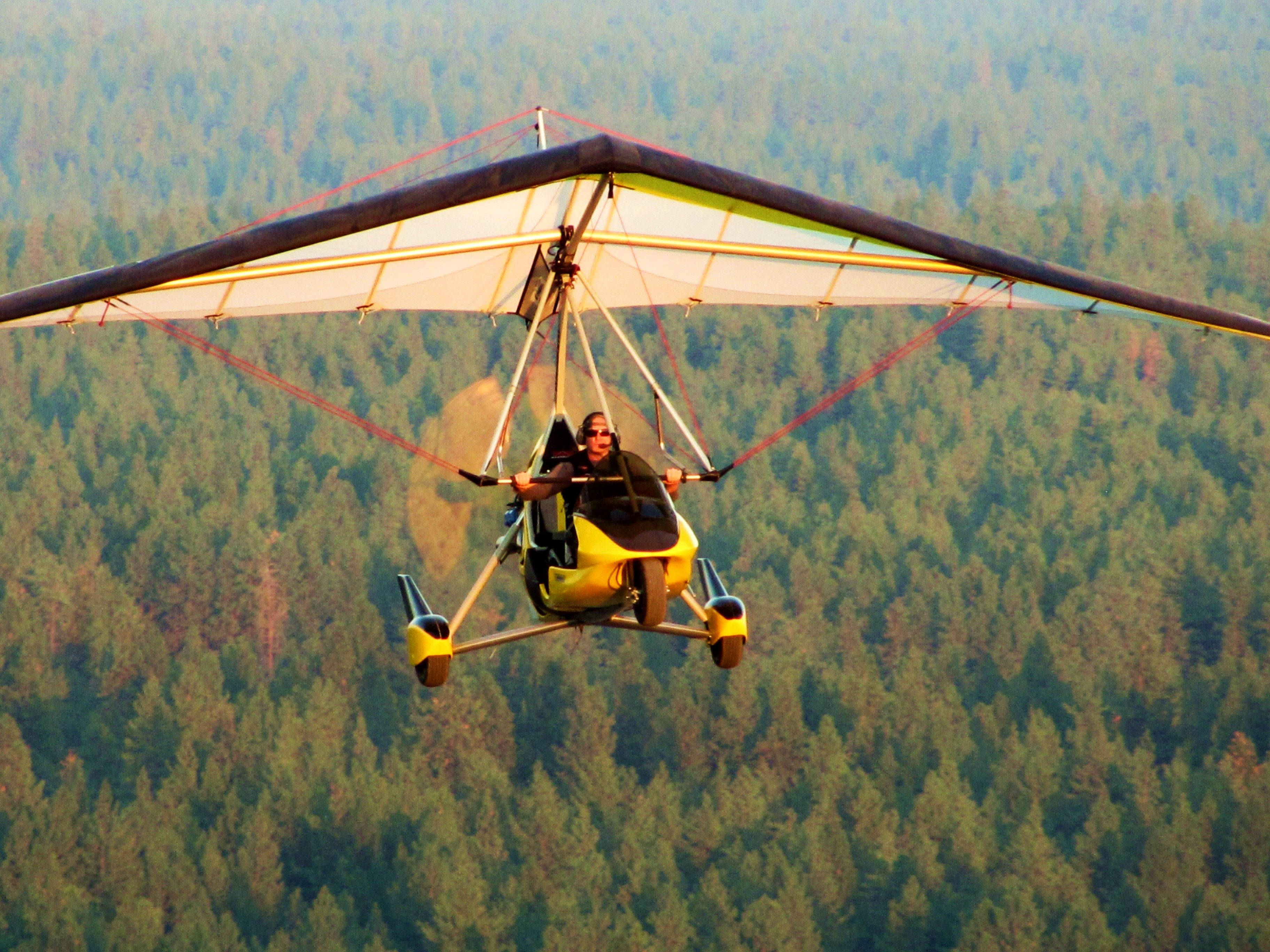 Pin by All About Trikes on Experience Trike Flying! | Ultralight